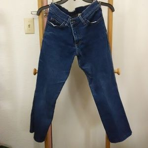 "Frankie B. women's jeans size M 23"" inseam (USED)"
